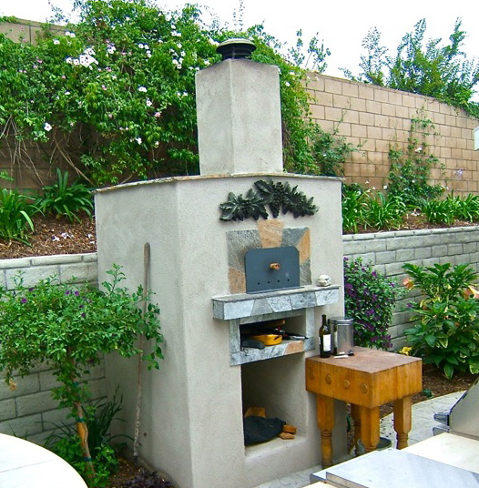 Outdoor Pizza Ovens l Custom Outdoor Fireplaces | Fire Pits l ...