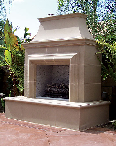 Prefab Fireplaces