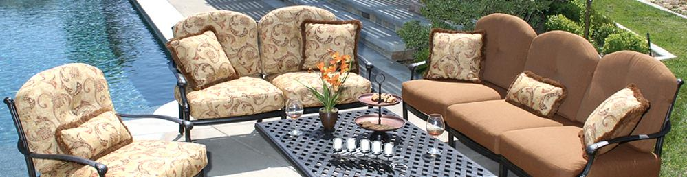 Outdoor Furniture Summerset Patio Cast Alluminum By L 40 Off Msrp